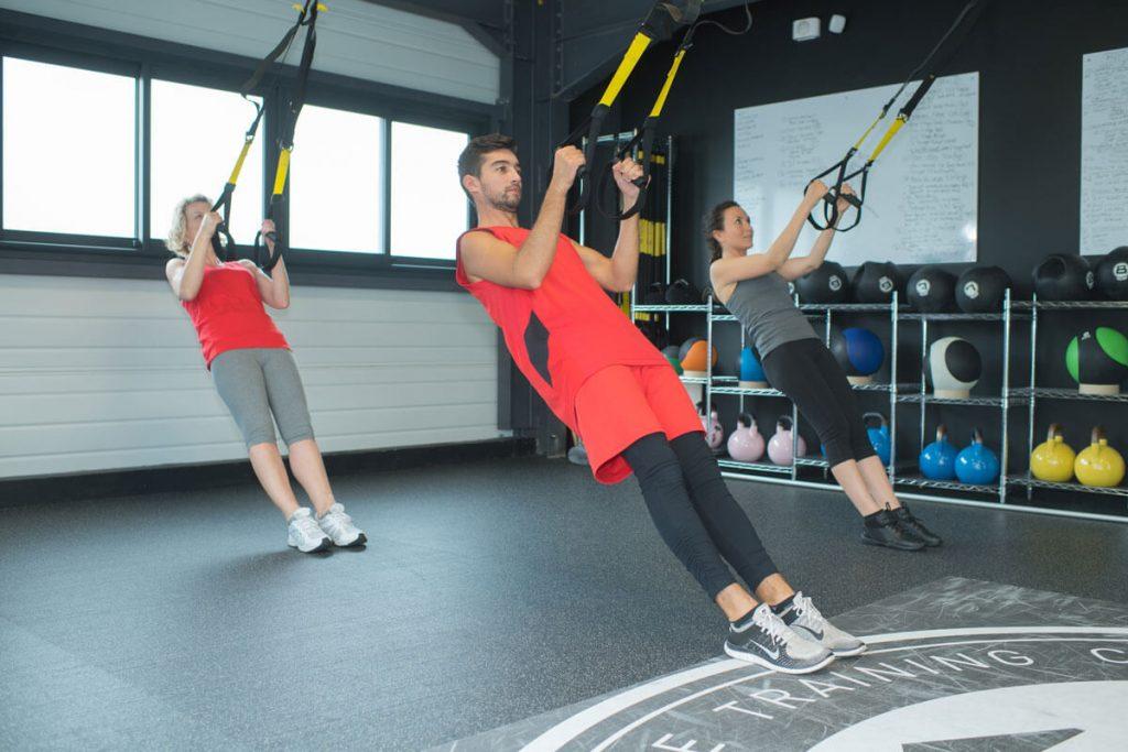 fitness studio, BUTTS & GUTTS